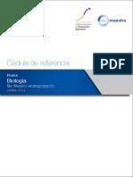 01. Cedula Referencia - Smr2014 - Biologia