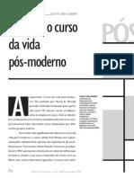 A Velhice Na Pós-modernidade Revistausp 42 06-Guitagrin