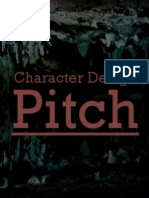 [Character Design] Pitch