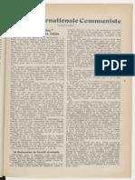 Alfred Rosmer, La « bolchevisation » du Parti communiste italien, La Révolution prolétarienne, n° 8, août 1925, pp. 21-22.
