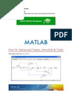 MATLAB Course - Part 3
