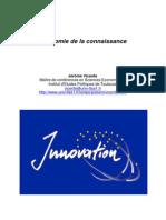 Economie Connaissance 2003