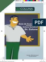 Guia de Exercícios Coluna Vertebral