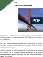 conferencia 3. Puentes