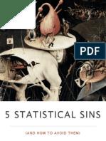 5 Statistical Sins