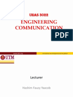 EG4 Engineering Communication - Information Seeking