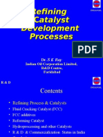 Refining Catalysts
