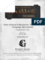 Blackmoor Campaign Source Book