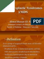 MDS Presentation