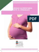 La Seguridad Alimentaria Durante El Embarazo