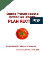 Plan Rector Spt Nacional