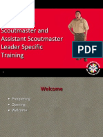2013 Cardinal Scoutmaster Session 1