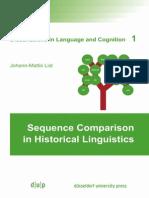 Sequence Comparison Historical Linguistics