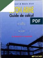 BETON ARME Guide de Calcul