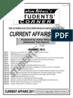 Current Affaris 2011