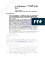 Decreto Supremo n 1497.PDF