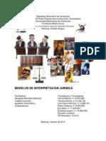 Modelos de Interpretacion Juridica Mercedes