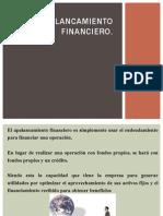 3.3 Apalancamiento financiero