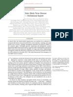 Emergence of Zaire Ebola Virus Disease in Guinea - Preliminary Report