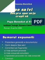 Prezentare Spe Salvi