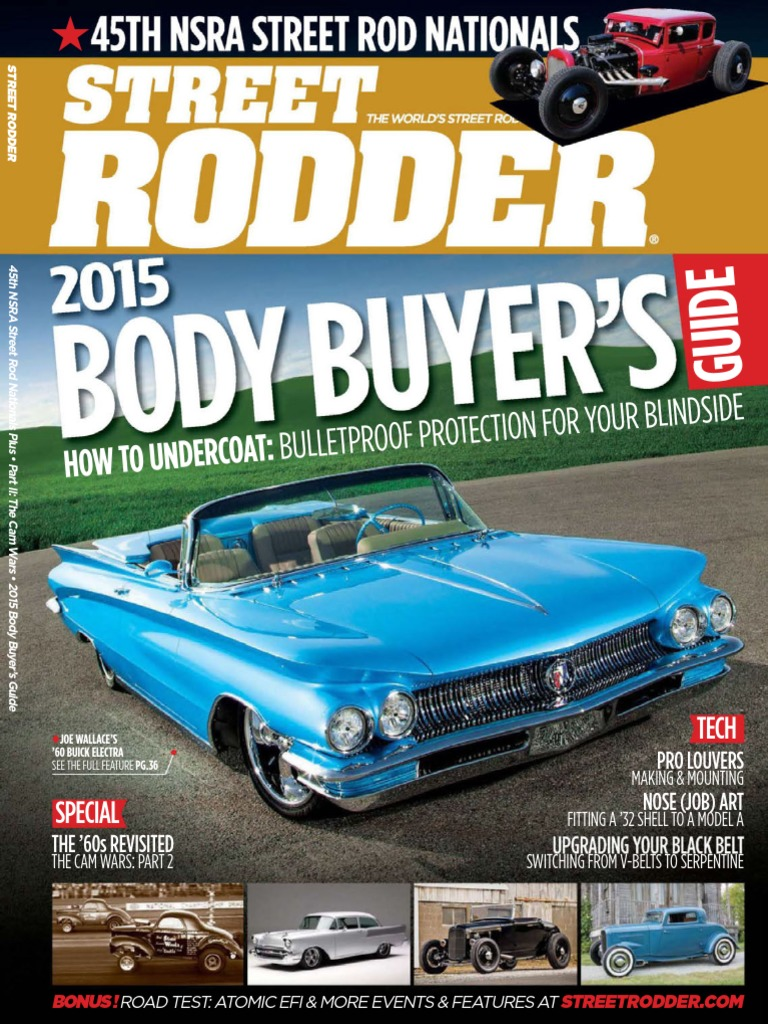 Street rodder january 2015 usa coupon discounts and allowances fandeluxe Images