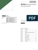 Bio-Plex Phosphoprotein Detection Instruction Manual