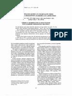 Excretas de Cerdo Sometidas a Biodigestion Anaerobica en Laboratorio
