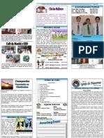 Boletim Informativo Quarta Igreja 042011 - Cópia