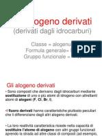 Alogenoderivati