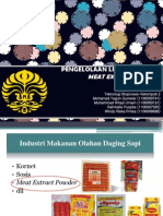 PPT Kel2 Limbah Industri Daging