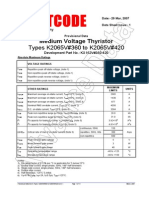 Thyristor from IXYS