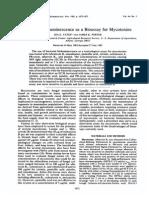 Bacterial Biolumininescence as a Bioassay for Micotoxins