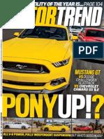 Motor Trend - December 2014 USA