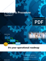 Process Procedure System