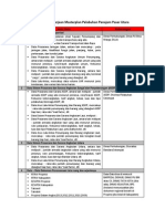 List Data Pekerjaan Masterplan Pelabuhan Penajam Paser Utara