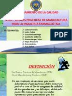 Bpm Farmacéuticos