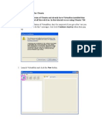 Setting Up Virtual Box for Ubuntu