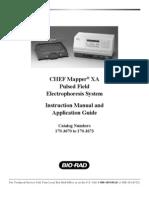 CHEF Mapper XA Chiller