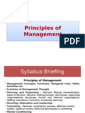 1 -Management-types, levels ,skills pptx | Goal | Leadership