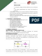 2.- Informe Nº 4 - Ley de Kirchoff