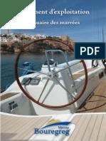 Bouregreg Marina - Règlement Intérieur