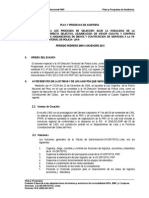 Plan de Auditoria VII-DIRTEPOL