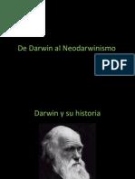 Evolucion teoria biología
