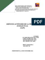Sapi(Servicio Autónomo de La Propiedad Intelectual)