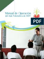 38509035 Manual de Operacion Del Aula Telematica HDT