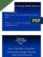 MCPS Power Point given at seminar