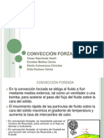 Convección forzada (1)