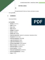 Historia Clinica III Conversatorio