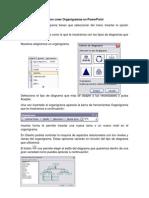 Cómo Crear Organigramas en PowerPoint