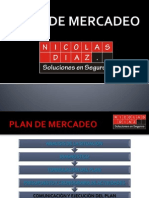 Ejemplo Plan de Mercadeo